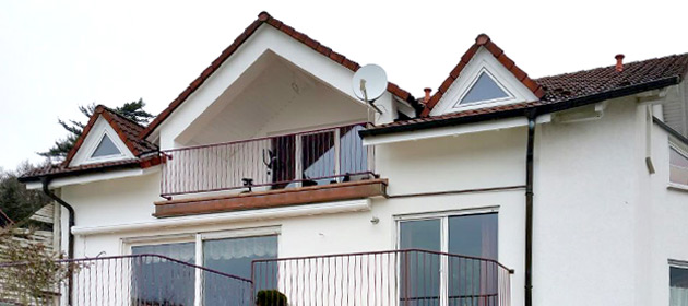 Außen- und Fassadenarbeiten